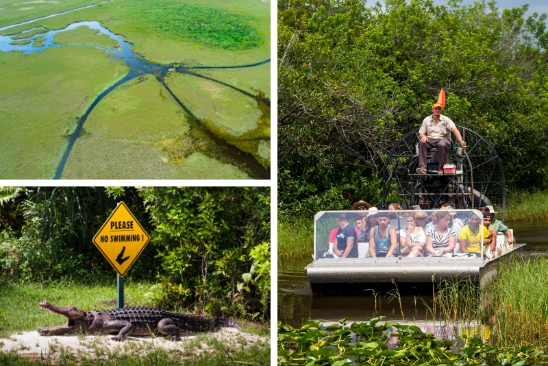 Kissimmee: tour di 1 ora in aereo sulle Everglades
