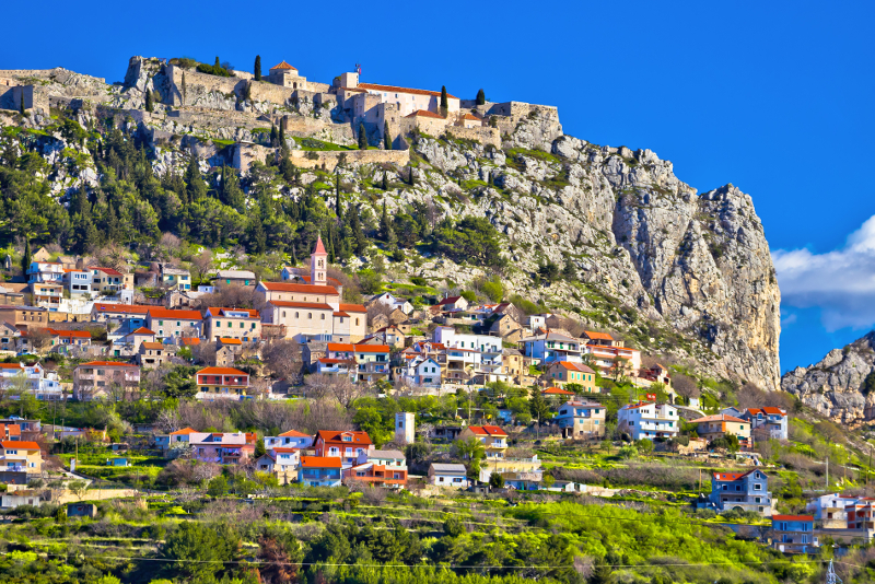 Gite di un giorno alla fortezza di Klis da Spalato