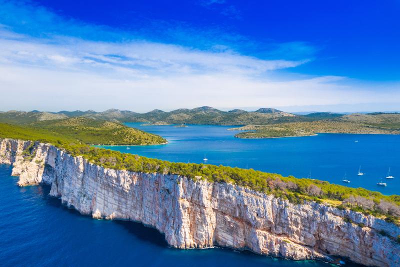 Excursiones de un día al Parque Nacional Kornati desde Split