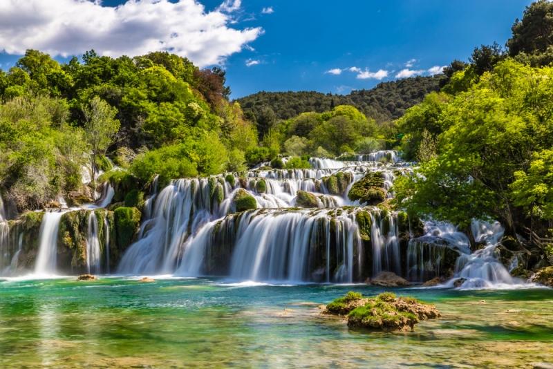 Krka parque national