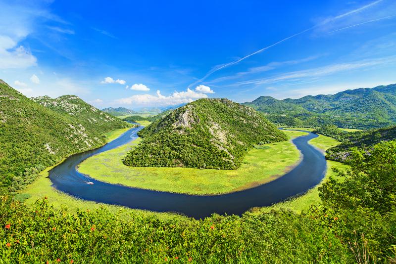 Lake Skadar National Park day trips from Dubrovnik