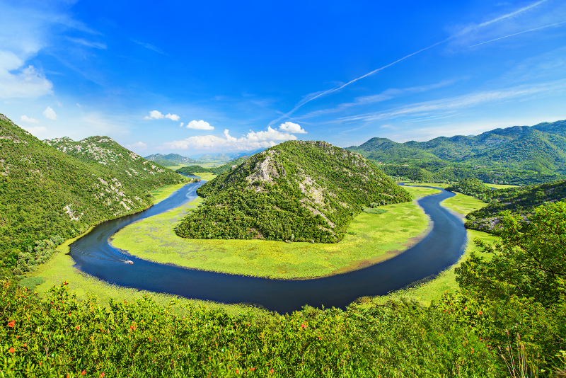 Lake Skadar National Park day trips from Dubrovnik