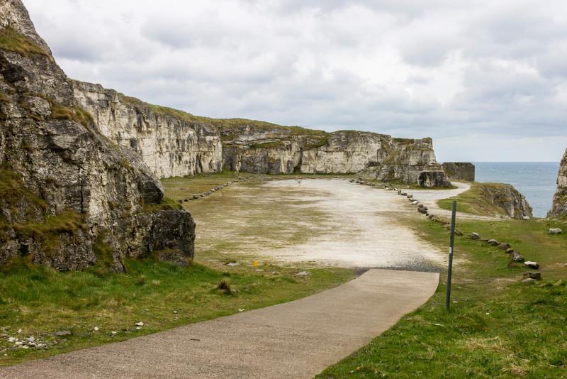 Larrybane Quarry Game of Thrones filming location