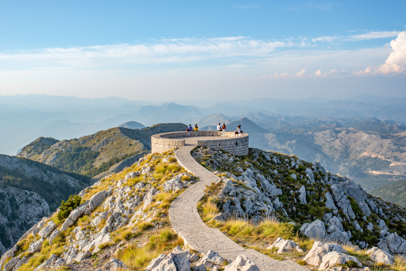 Lovcen National Park day trips from Dubrovnik