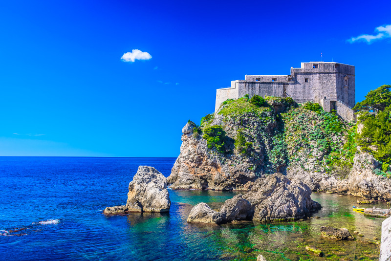 Lovrijenac Fortress - Game of Thrones tours in Dubrovnik