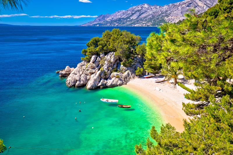 Gite di un giorno a Makarska da Spalato
