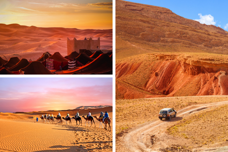 Marrakech to Merzouga 3-Day Desert Safari