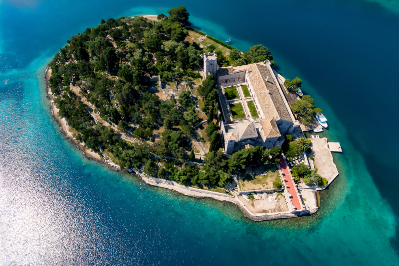 Mljet Island day trips from Dubrovnik