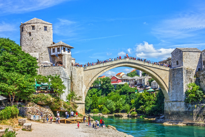 Mostar day trips from Dubrovnik
