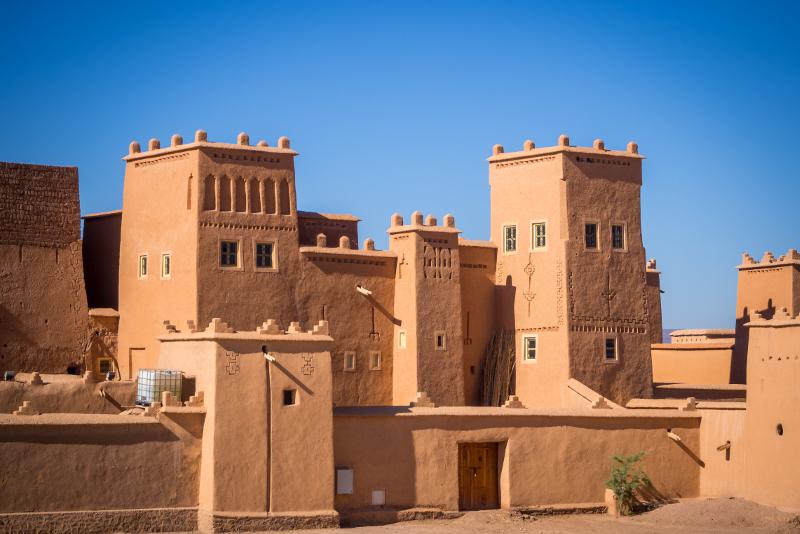 Excursiones de un día a Ouarzazate desde Marrakech