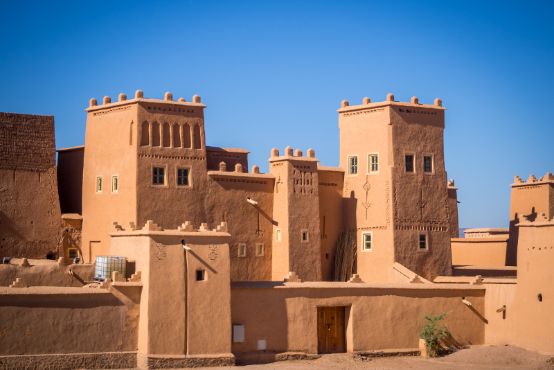 Ouarzazate day trips from Marrakech