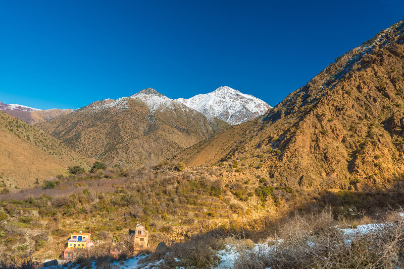 Ourika Valley day trips from Marrakech