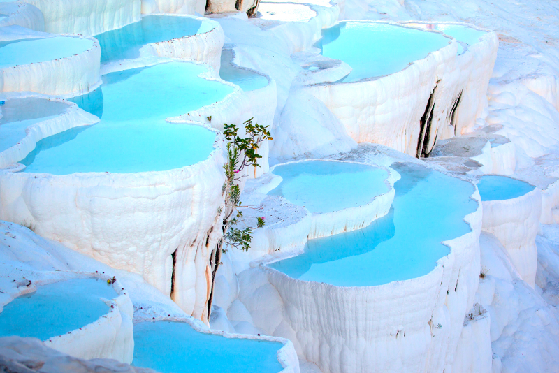 Pamukkale day trips from Istanbul