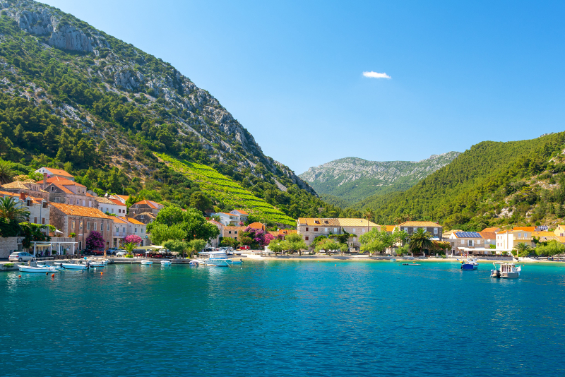 Gite di un giorno nella penisola di Peljesac da Dubrovnik