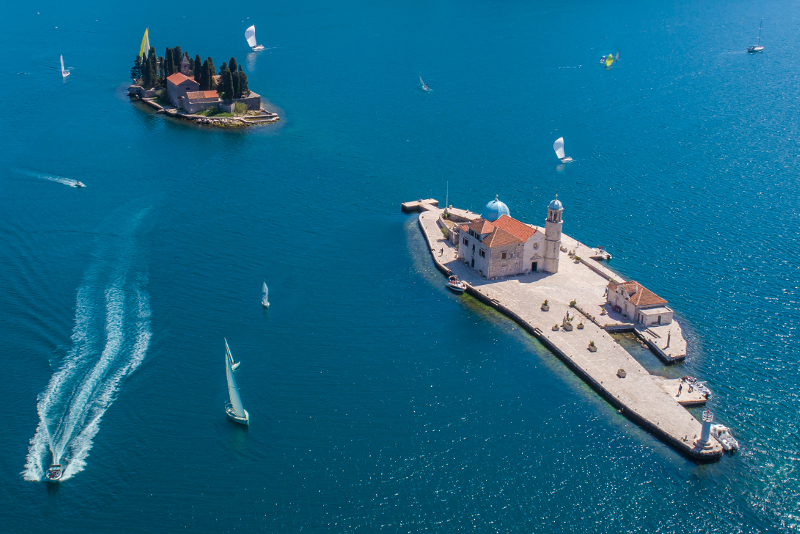 Perast day trips from Dubrovnik