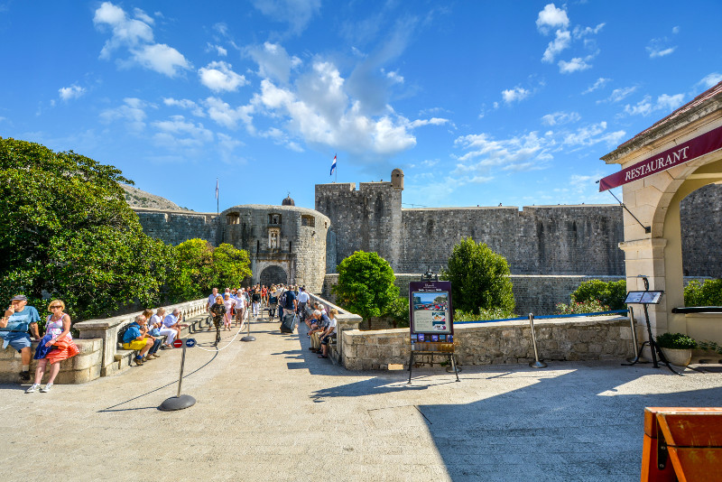 Pile Gate - Game of Thrones tours in Dubrovnik