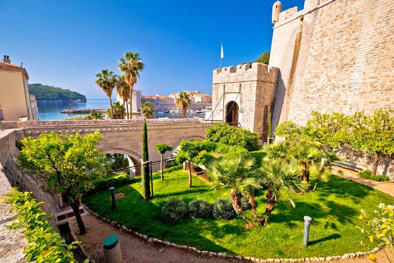 Ploce Gate - Game of Thrones tours in Dubrovnik