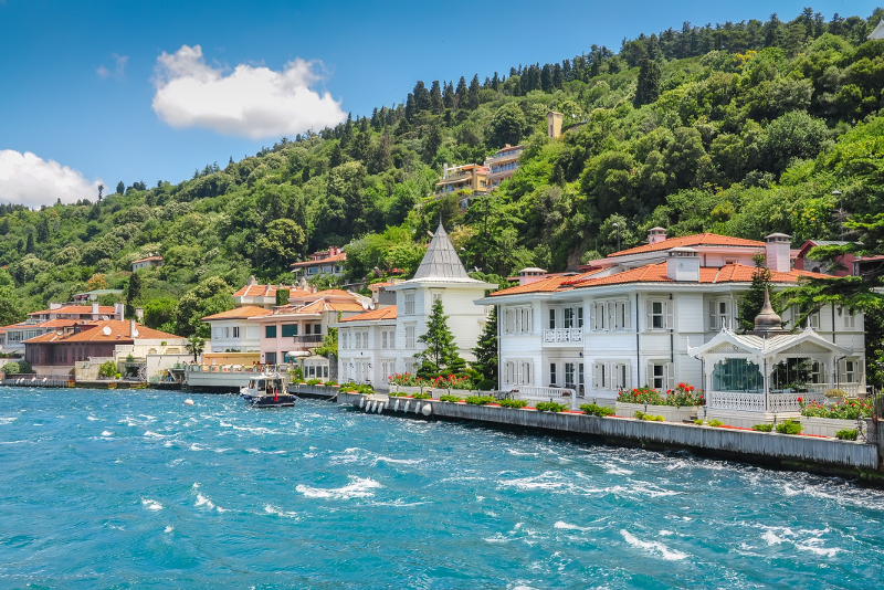 Princes' Islands day trips from Istanbul