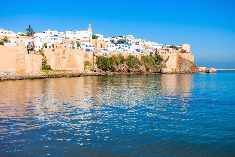 Rabat day trips from Marrakech
