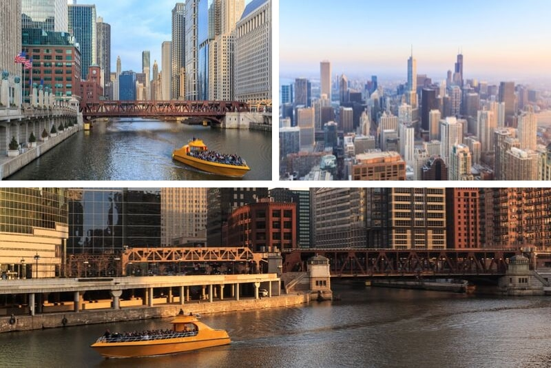 River & Lake Architectural Cruise