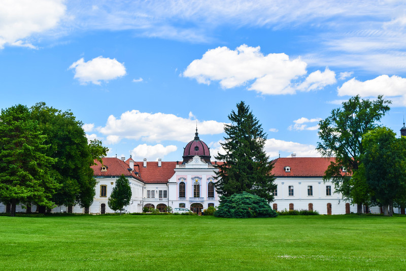 Royal Palace of Godollo day trips from Budapest