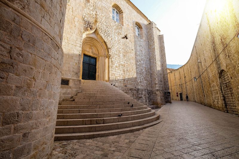 Saint Dominik Street - Game of Thrones tours in Dubrovnik