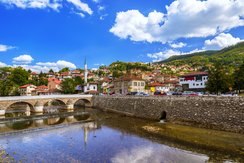 Sarajevo day trips from Dubrovnik