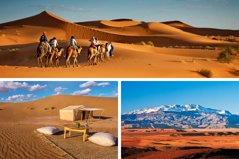Shared 3-Day Sahara Desert Tour from Marrakech to Merzouga
