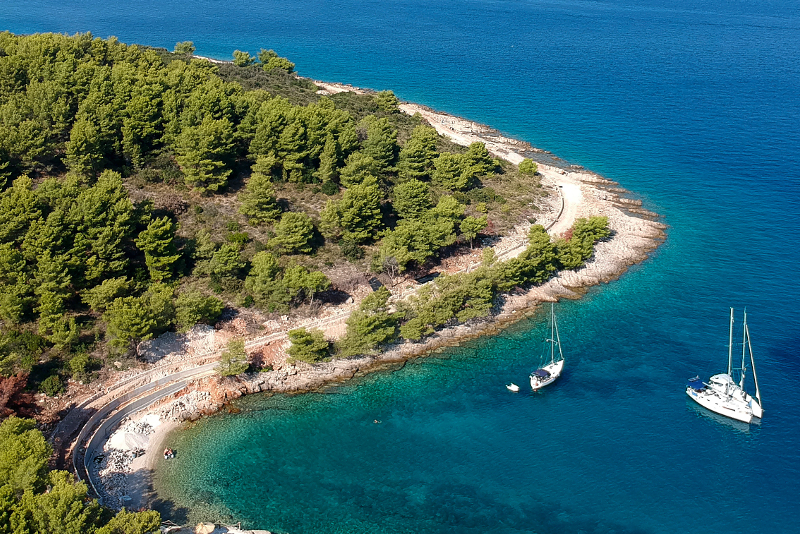 Gite di un giorno sull'isola di Solta da Spalato