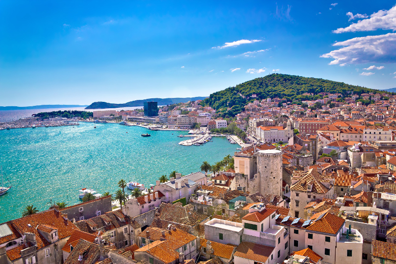 Split day trips from Dubrovnik