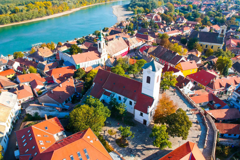 Szentendre day trips from Budapest