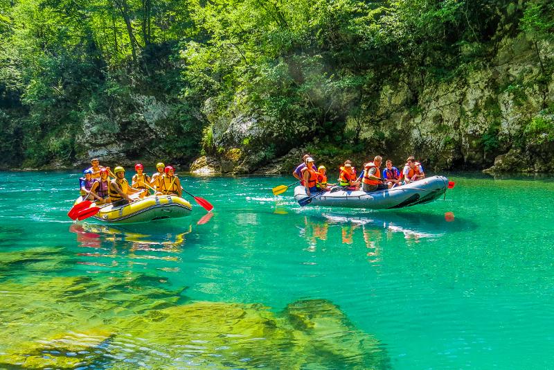 Excursiones de un día al cañón del río Tara desde Dubrovnik