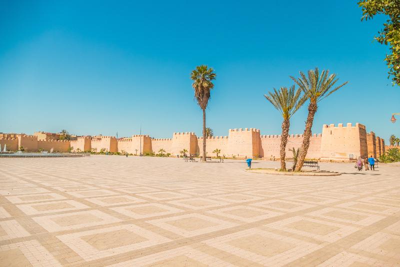 Taroudant excursiones de un día desde Marrakech