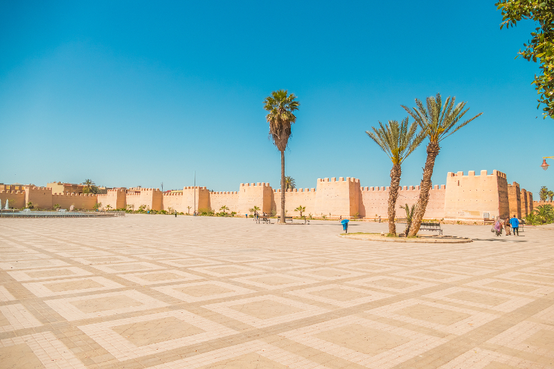 Taroudant day trips from Marrakech