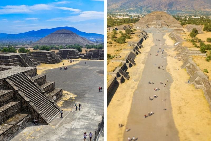 6-stündige Nachmittagstour durch Teotihuacan