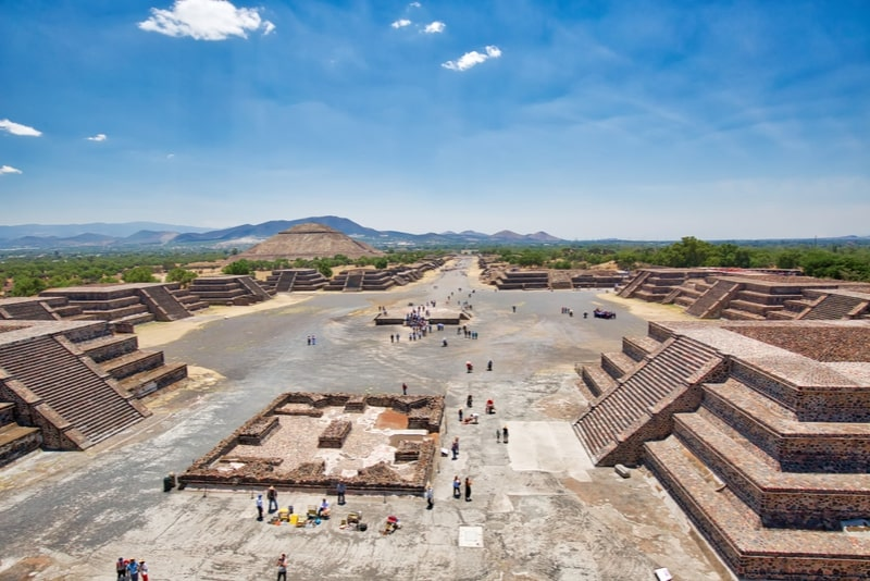 Teotihuacan Early Access mit dem Archäologen
