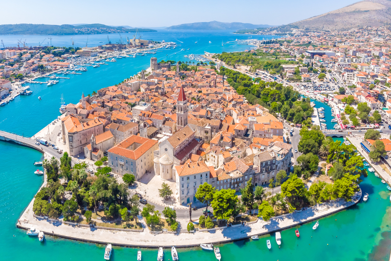 Trogir day trips from Split