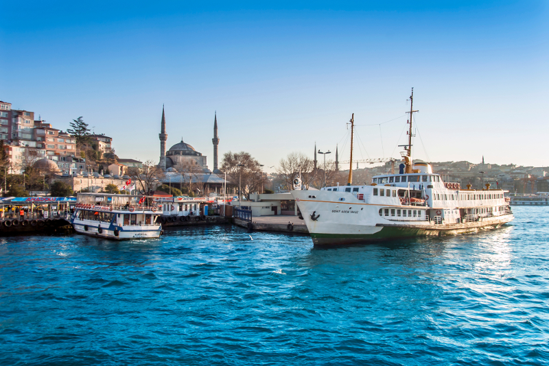 Uskudar day trips from Istanbul