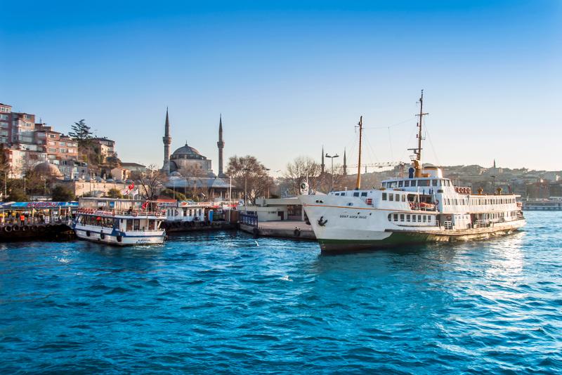 Uskudar Tagesausflüge von Istanbul
