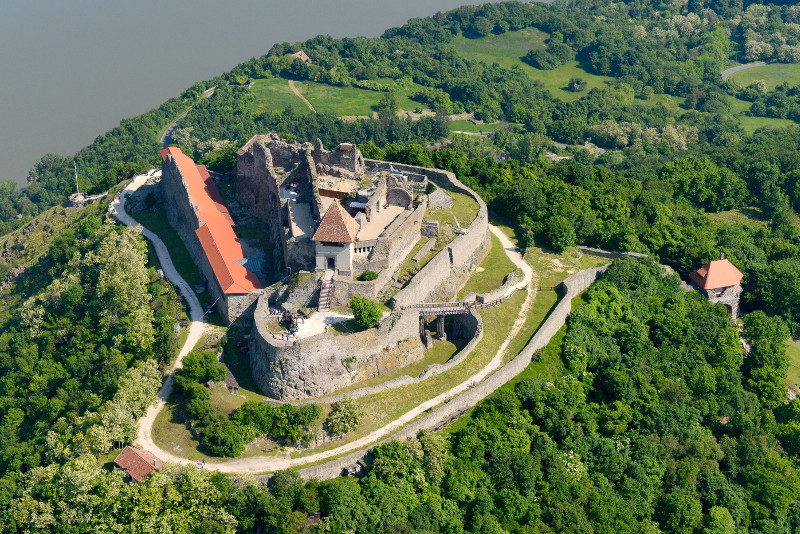 Visegrád day trips from Budapest