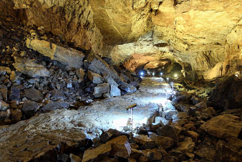 Escursioni di un giorno alla grotta di Vjetrenica da Dubrovnik