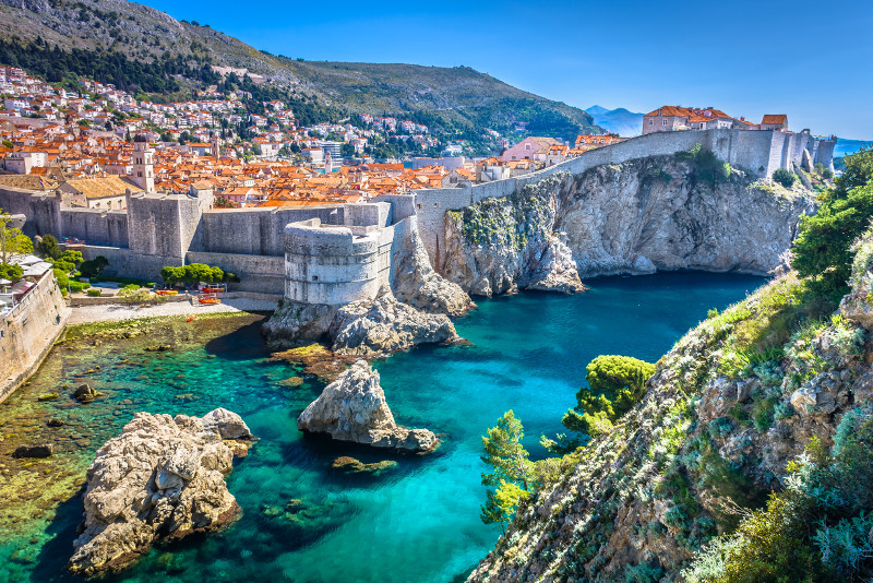 Walls of Dubrovnik - Game of Thrones tours in Dubrovnik