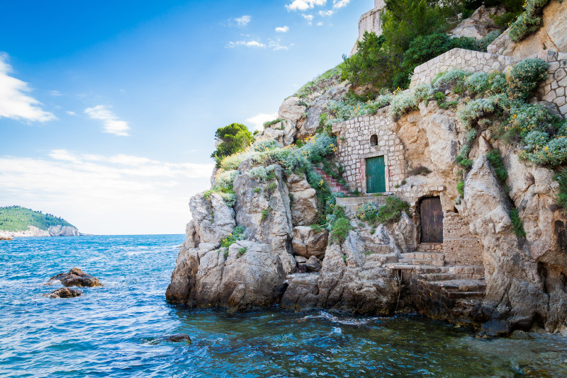 West Harbour - Game of Thrones tours in Dubrovnik