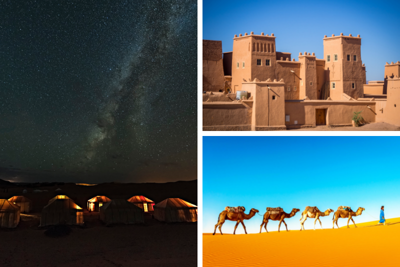 Zagora: 2-Day Private Desert Trip from Marrakech