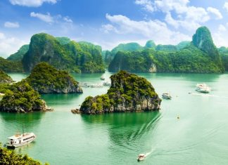 best Halong Bay cruises