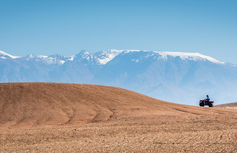 Wüste der Jibilets