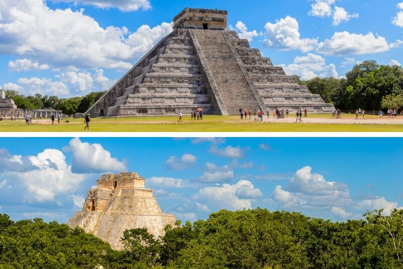 Yucatan Overview Chichen Itza and Uxmal 2-Day Tour
