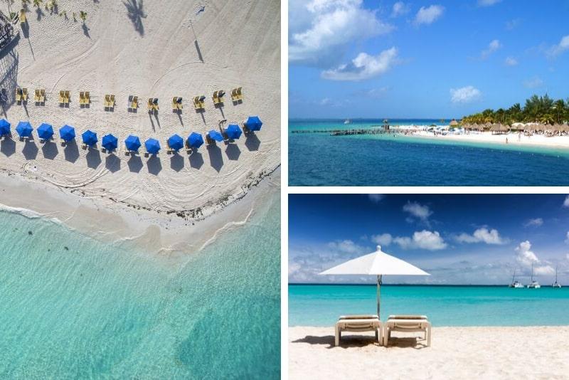 Combo Catamaran to Isla Mujeres & Chichen Itza , with Cenote Swim and Lunch