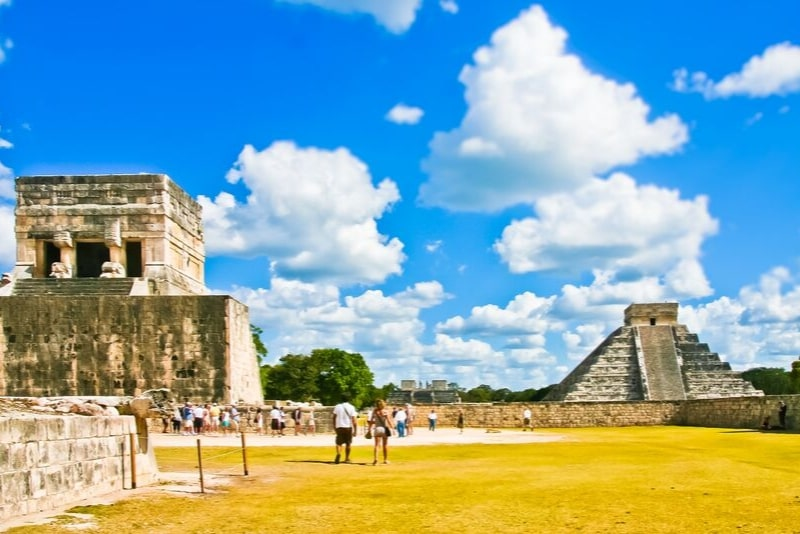 From Merida Open The Gate To Chichen Itza