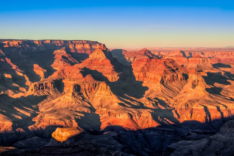 Grand Canyon Südrand Jeep Tour mit Transport von Tusayan